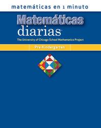 Everyday Mathematics, Grade Pre-K, Minute Math/Matemáticas en un minuto