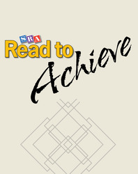 Read to Achieve: Comprehending Narrative Text, Teacher Materials Package