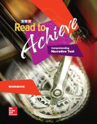 Read to Achieve: Comprehending Narrative Text, Workbook