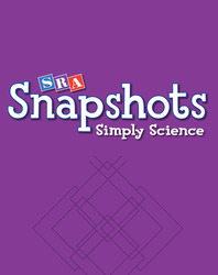SRA Snapshots Simply Science, Read Aloud Books (9 per pack), Level 1