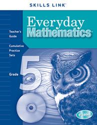 Everyday Mathematics, Grade 5, Skills Links Teacher Edition