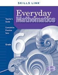 Everyday Mathematics, Grade 6, Skills Links Teacher Edition