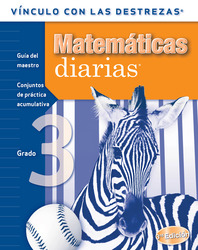 Everyday Mathematics, Grade 3, Skills Links Spanish Teacher Edition