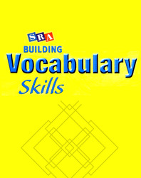 Building Vocabulary Skills, Teacher's Edition, Level 1