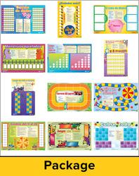 Everyday Mathematics, Grades PK-K, Spanish Gameboards