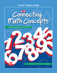Connecting Math Concepts Level D, Additional Teacher Guide