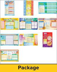 Everyday Mathematics, Grade 2, Spanish Gameboards
