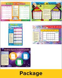 Everyday Mathematics, Grade 6, Spanish Gameboards