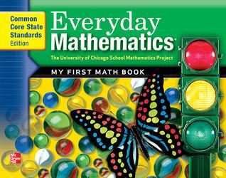 Everyday Mathematics, Grade K, My First Math Book