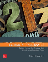 Common Core Basics, Mathematics Core Subject Module