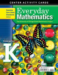 Everyday Mathematics, Grade K, Center Activity Cards