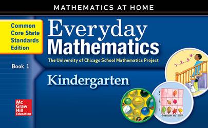 Everyday Mathematics, Grade K, Math at Home Book 1