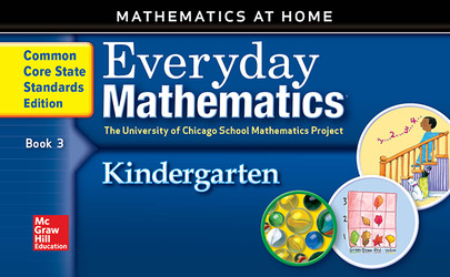 Everyday Mathematics, Grade K, Math at Home Book 3