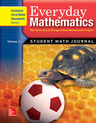 Everyday Mathematics, Grade 1, Student Math Journal 2