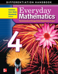 Everyday Mathematics, Grade 4, Differentiation Handbook