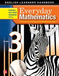 Everyday Mathematics, Grade 3, English Learner's Handbook