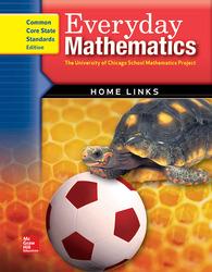 Everyday Mathematics, Grade 1, Consumable Home Links