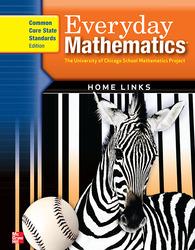 Everyday Mathematics, Grade 3, Consumable Home Links