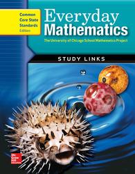 Everyday Mathematics, Grade 5, Consumable Study Links