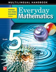 Everyday Mathematics, Grade 5, Multilingual Handbook