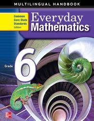 Everyday Mathematics, Grade 6, Multilingual Handbook
