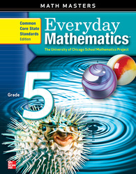 Everyday Mathematics, Grade 5, Math Masters