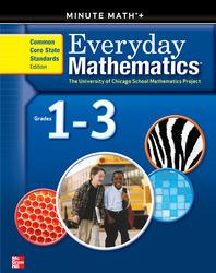 Everyday Mathematics, Grades 1-3, Minute Math+®