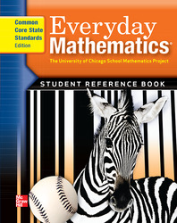 Everyday Mathematics, Grade 3, Student Reference Book