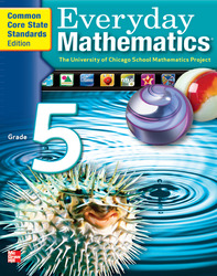 Everyday Mathematics, Grade 5, Student Materials Set