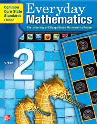 Everyday Mathematics, Grade 2, Student Journal Reorder Set