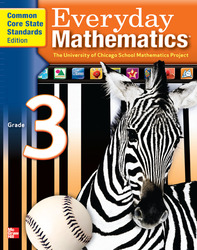 Everyday Mathematics, Grade 3, Student Journal Reorder Set
