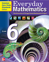 Everyday Mathematics, Grade 6, Student Journal Reorder Set
