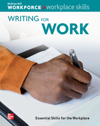 Workplace Skills: Writing for Work, Student Workbook