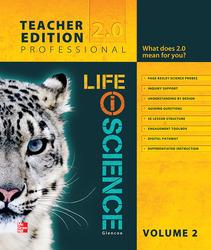 Life iScience, Grade 7, Teacher Edition, Volume 2