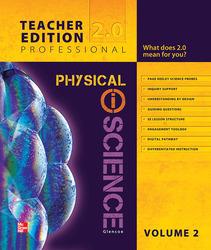 Glencoe Physical iScience, Grade 8, Teacher Edition, Volume 2