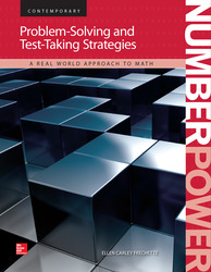 Number Power: Problem-Solving and Test-Taking Strategies, Student Edition