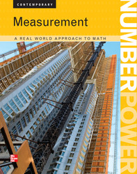 Number Power: Measurement, Student Edition