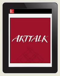 ArtTalk, Single Student, 1-year subscription