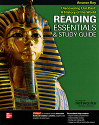 Discovering Our Past: A History of the World, Reading Essentials and Study Guide, Answer Key