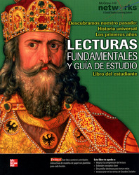 Discovering Our Past: A History of the World, Early Ages, Spanish Reading Essentials and Study Guide, Answer Key