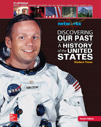 Discovering Our Past: A History of the United States-Modern Times, Teacher Edition
