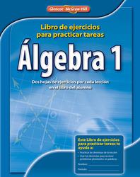 Algebra 1 Spanish Homework Practice Workbook