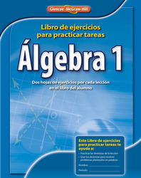 Algebra 1 Spanish Homework Practice Workbook