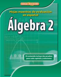 Algebra 2 Spanish Assessment Masters