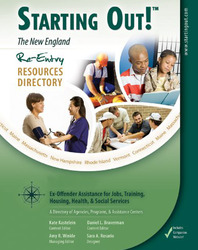 Starting Out! New England Re-Entry Resources Directory