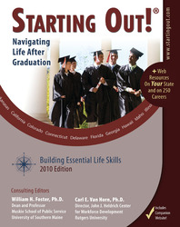Starting Out! Navigating Life After Graduation - Teacher's Guide