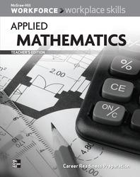 Workplace Skills: Applied Mathematics, Teacher Edition