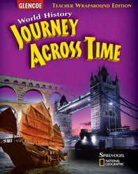 Journey Across Time, Online Teacher Edition with Resources, 6-year subscription