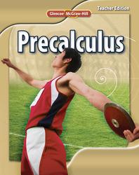 Glencoe Precalculus 2nd Edition eTeacherEdition online, 6-year subscription
