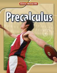Glencoe Precalculus, eStudentEdition Online with AdvanceTracker, 1-year Subscription